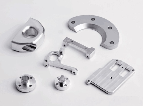 CNC Machining Service Aluminum Anodized Prototype Custom Rapid Prototype