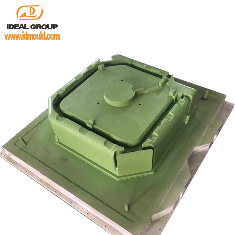 EPE EPP EPS Epo Foam Injection Mould Factory