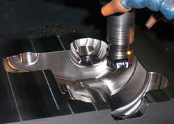 The Sumitomo Metal Slash Mill also can be used for finishing